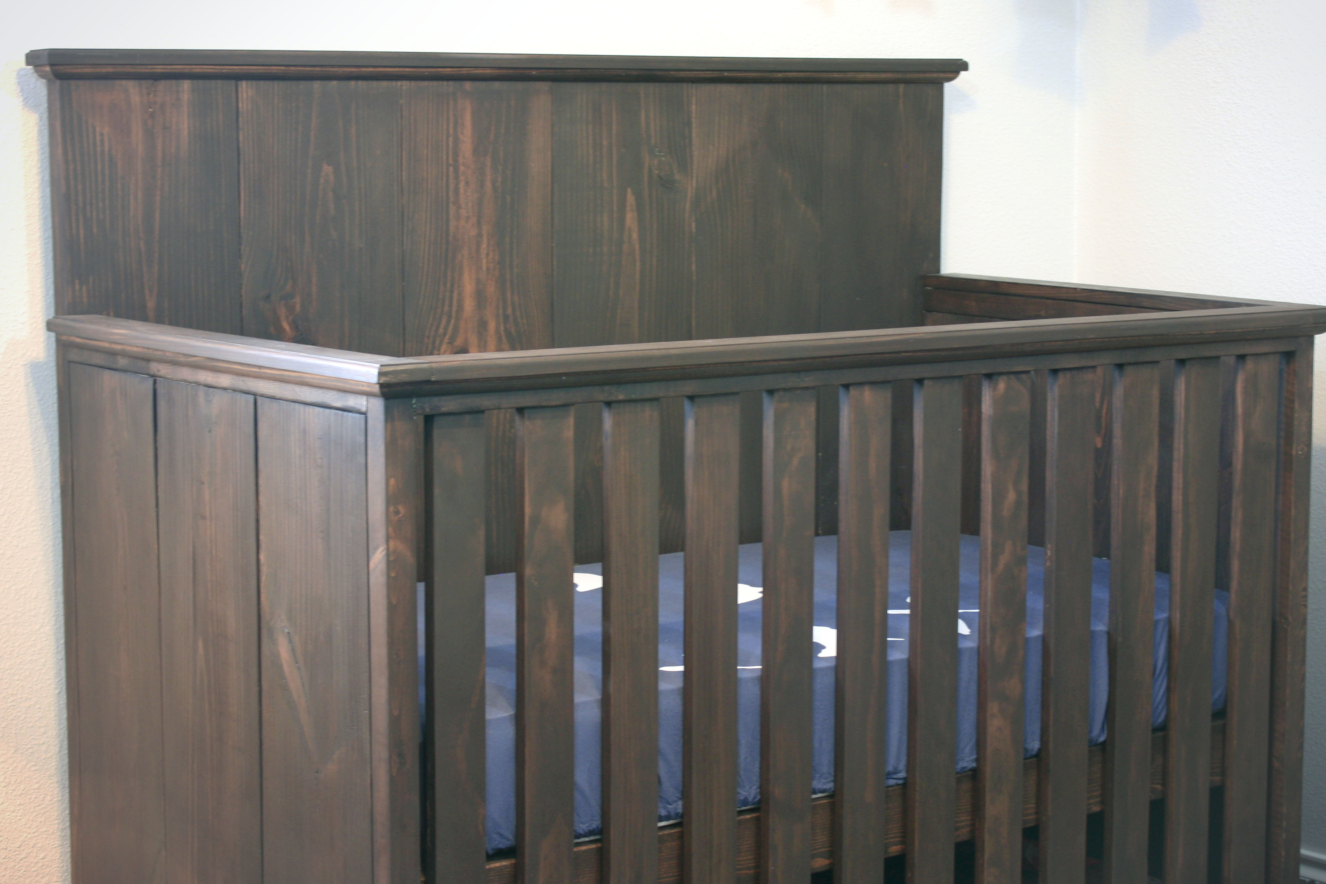 Baby cribs plans to build - Free Wood Baby Crib Plans Blueprints And Woodworking Designs