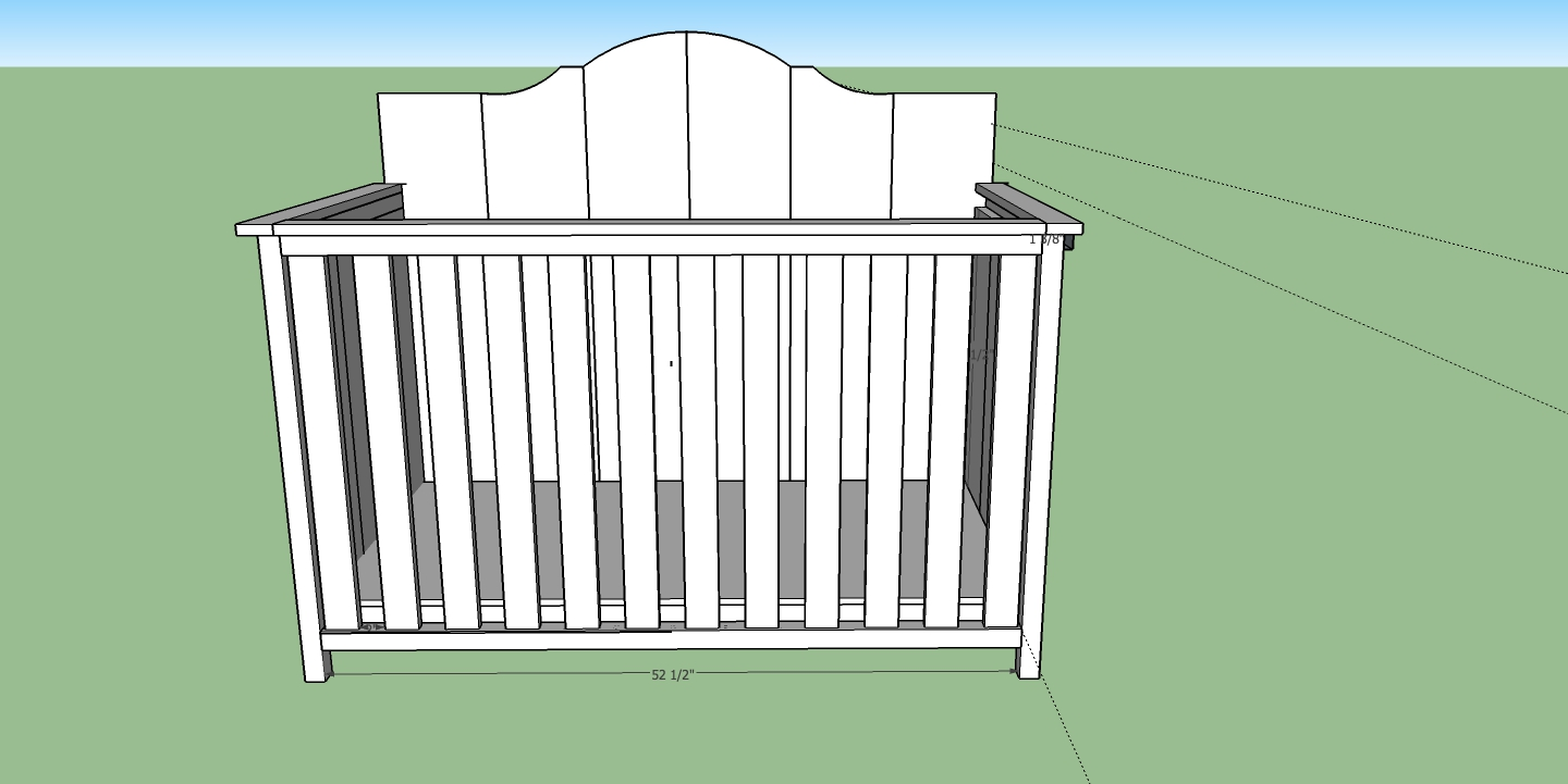 How To Build a Crib for $200 | On House and Home